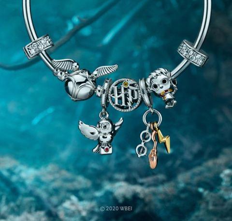 Pandora x Harry Potter 2020 Collection - The Art of Pandora ...