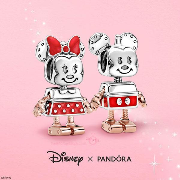 Disney x Pandora Autumn 2020 Collection - The Art of Pandora ...