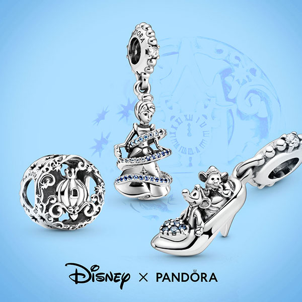 Pandora Disney Winter 2020 Collection - The Art of Pandora - Never ...